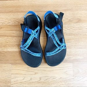 Chaco Z Cloud X2 Blue Sandals Vibram Soles